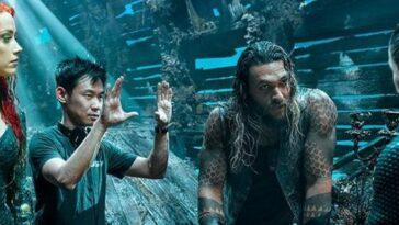 Aquaman 2: Jason Momoa ha llegado a Inglaterra para filmar (video)