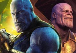 Marvel: la forma definitiva de Thanos era demasiado poderosa para aparecer en el MCU