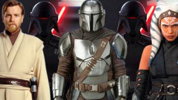 Star Wars: The Inquisitors hará su regreso en acción en vivo en esta serie de Disney +