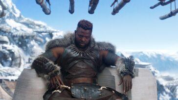 Black Panther 2 Wakanda Forever: Winston Duke (M'Baku) adelanta una película especial