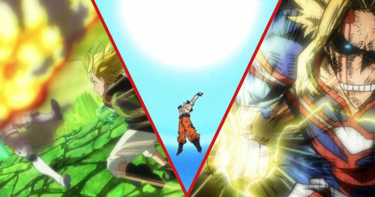 Los 15 ataques más poderosos jamás aparecidos en un anime