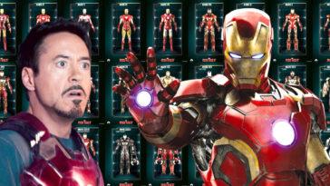 Marvel: Tony Stark destruyó la armadura más poderosa de Iron Man