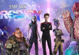 Star Trek Prodigy: primer tráiler de la serie animada