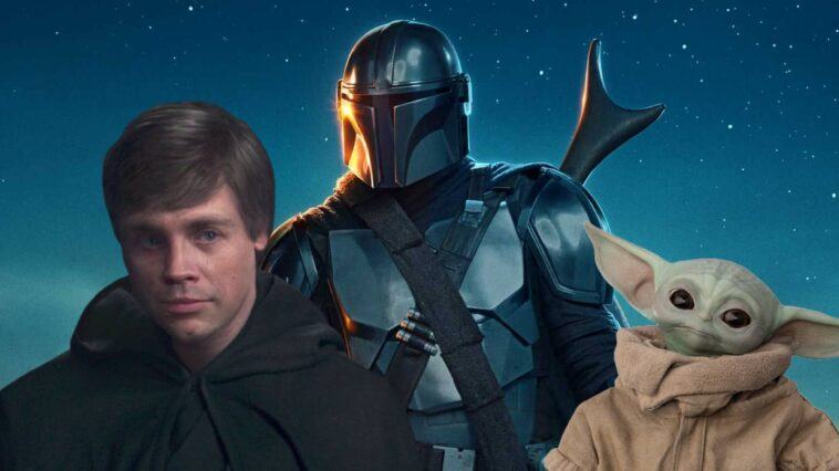 The Mandalorian: Lucasfilm desvela uno de los ejes principales de la temporada 3 con este magnífico póster