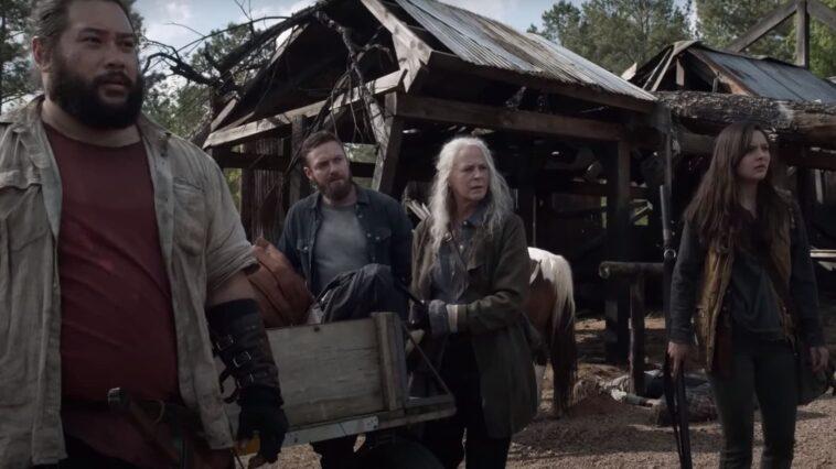 The Walking Dead: tráiler de la temporada final con un vistazo a la Commonwealth