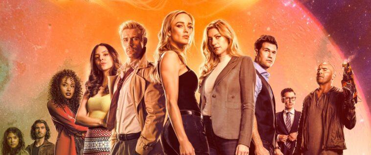 Legends of Tomorrow temporada 6 y 7: Fin para Constantine, el Gedeón humano y las burlas matrimoniales (tráiler)