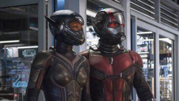 Ant-Man and the Wasp Quantumania: Ha comenzado el rodaje (en la foto)