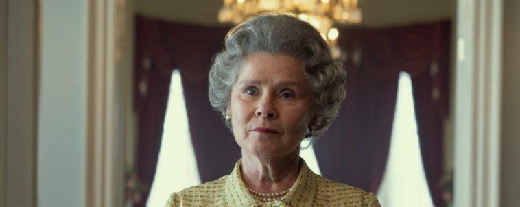 The Crown temporada 5: Primera imagen de Imelda Staunton como la reina Isabel II