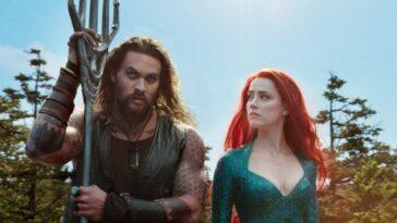 Aquaman 2: el productor defiende el regreso de Amber Heard