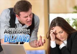 Activision Blizzard demandada por inquietante nueva denuncia