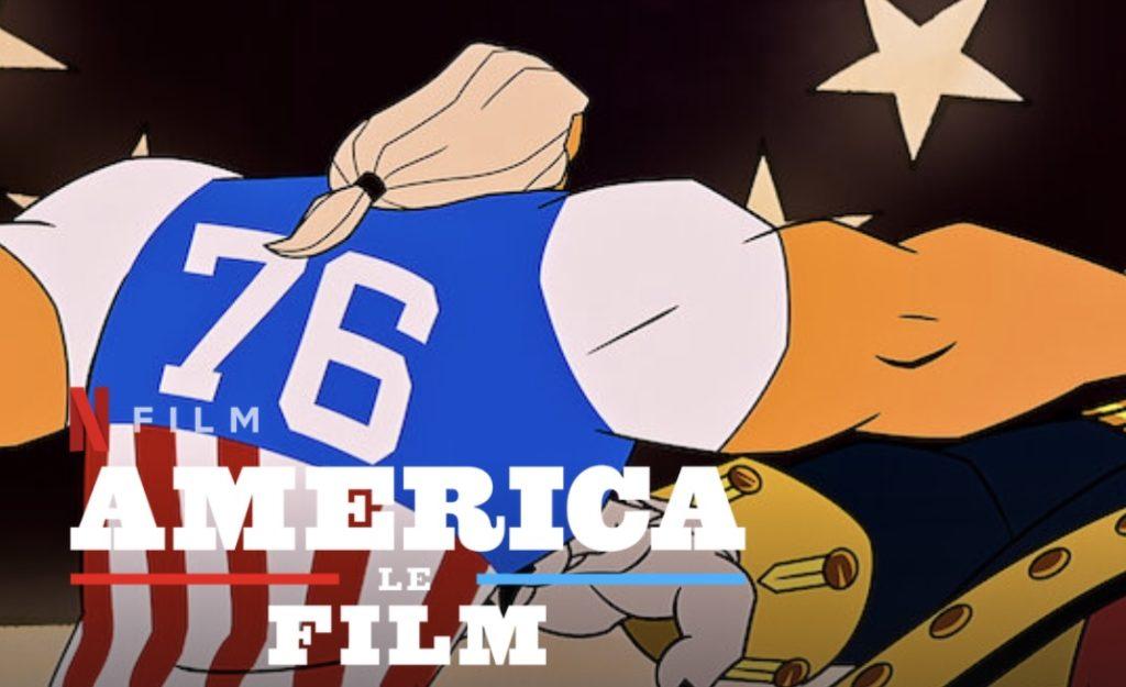 américa la película 2 netflix