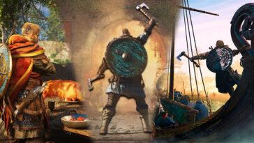 Assassin's Creed Valhalla: Siege of Paris, su segundo DLC, finalmente revela su fecha de lanzamiento