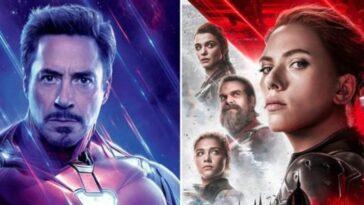 Black Widow: Robert Downey Jr. debería haber aparecido como Tony Stark