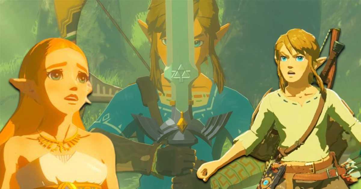 Breath of the Wild: esta falla te permite obtener la Master Sword desde el comienzo del juego