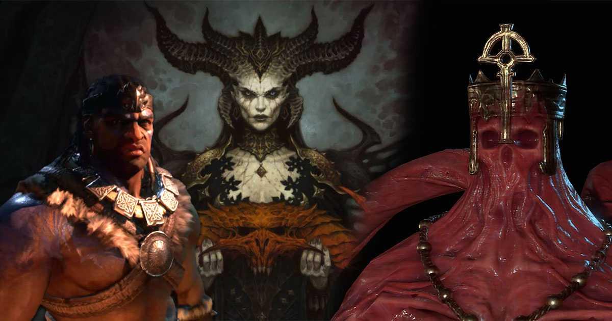 Diablo IV: Blizzard explica cómo los personajes y los enemigos serán muy diferentes
