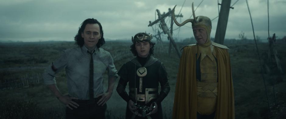 Loki: Loki Alliance Against VAT and Nexus Revelado (Spoilers)