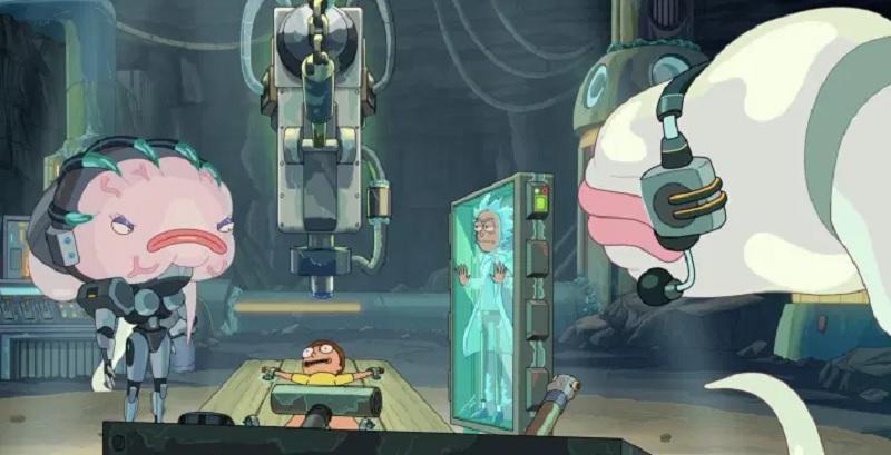Rick y Morty Episodio 5 Temporada 5