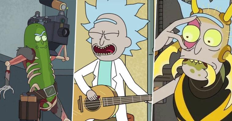 Rick & Morty: esta adorada versión de Rick finalmente regresará en la temporada 5