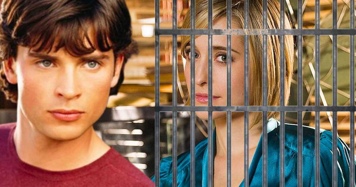 Smallville: Alisson Mack es sentenciado a prisión