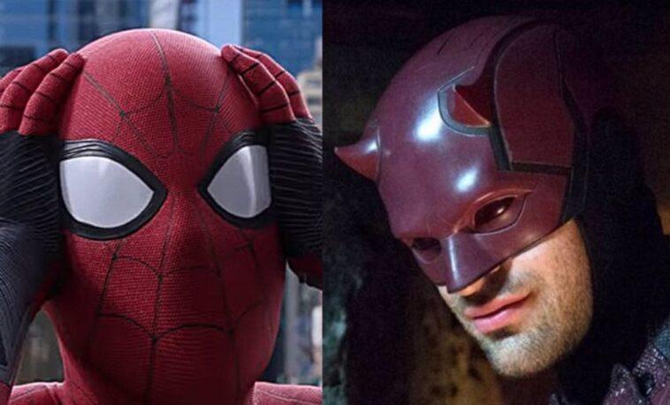 Spider-Man No Way Home: ¿Charlie Cox en Daredevil para los reshoots?