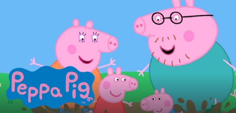 pegga pig temporada 6