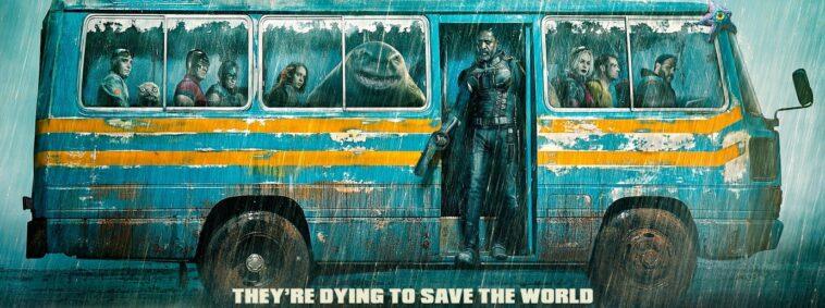 The Suicide Squad: James Gunn comparte un nuevo póster
