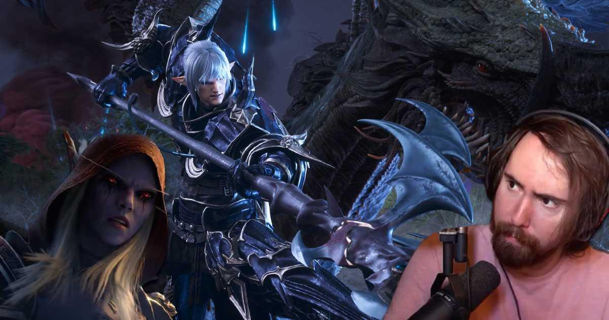 Twitch: el streamer más grande de World of Warcraft es acosado por alguna razón absurda