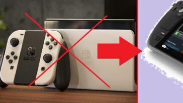 Valve: esta nueva y revolucionaria consola pronto competirá con la Switch