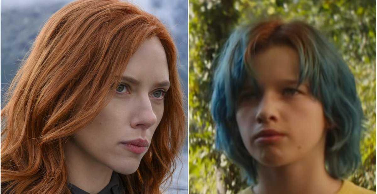 Viuda Negra: ¿Quién interpreta a la joven Natasha Romanoff?