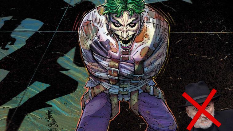 Batman: Frank Miller fue expulsado de una convención por un trabajo considerado racista