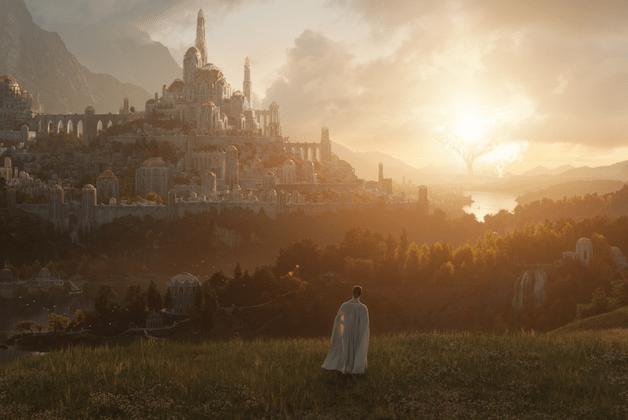 El señor de los anillos: una fecha e imagen de lanzamiento oficial (spoiler)