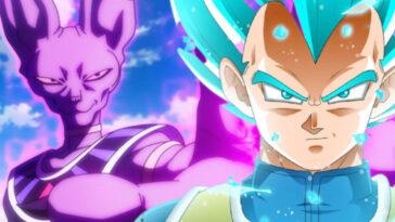 Dragon Ball Super: He aquí por qué Beerus quiere que Vegeta supere a Goku