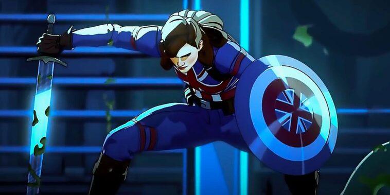 Y si…?  : El Capitán Carter será central en las próximas temporadas (anuncio de TV)