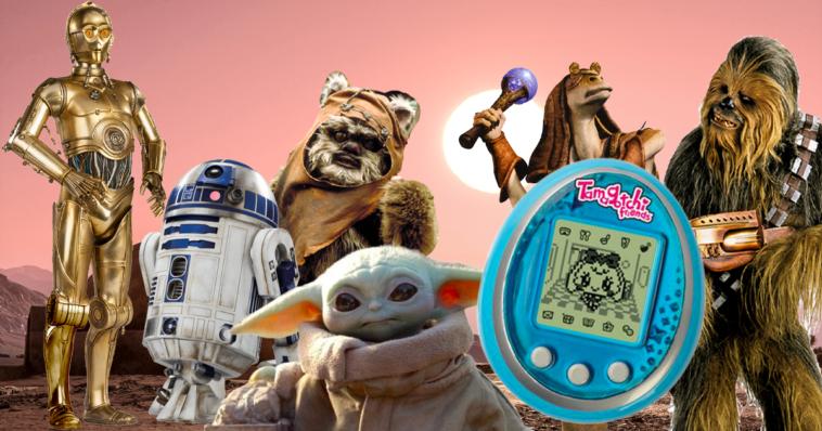 Star Wars: este personaje de culto de la saga ahora tiene su Tamagotchi
