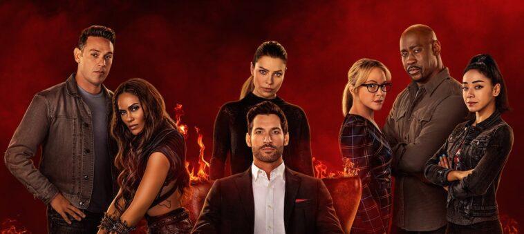 Lucifer temporada 6: cartel para la temporada final