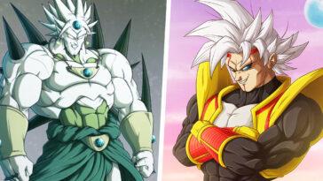 Dragon Ball: 10 increíbles fusiones de personajes de manga de culto