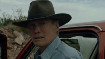 Cry Macho: tráiler del próximo Clint Eastwood
