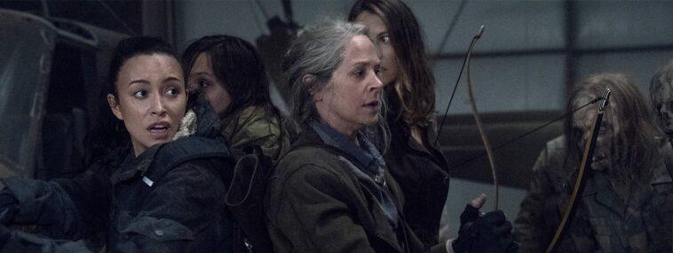 The Walking Dead temporada 11: el productor promete un final explosivo
