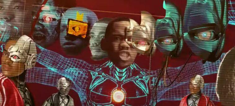 Doom Patrol temporada 3: primer teaser psicodélico para nuestros héroes locos