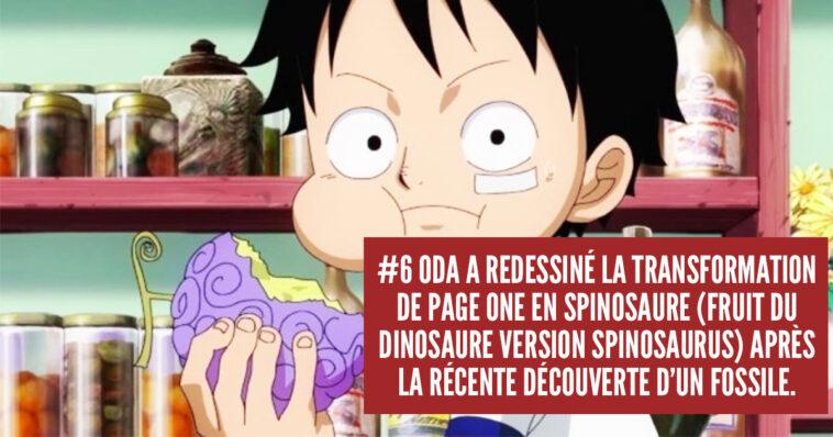 One Piece: 14 cosas que no sabías sobre las frutas del diablo