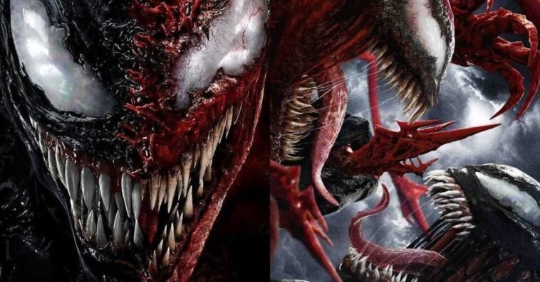 Venom 2 Let There Be Carnage: Nuevos carteles