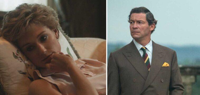 The Crown temporada 5: Las nuevas caras de Charles y Diana (fotos)