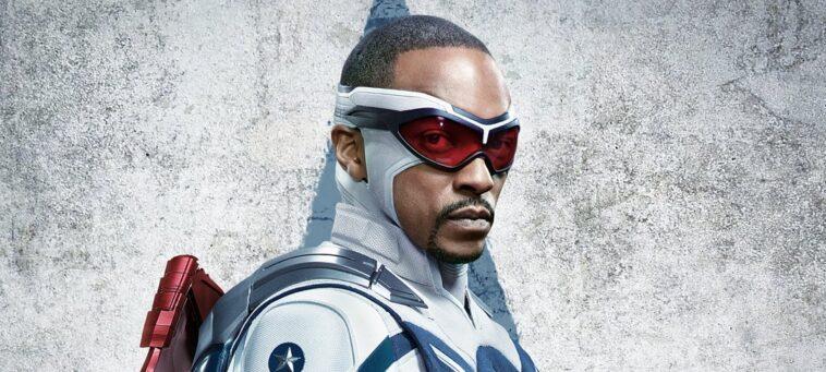 Capitán América 4: Anthony Mackie habría firmado para la película