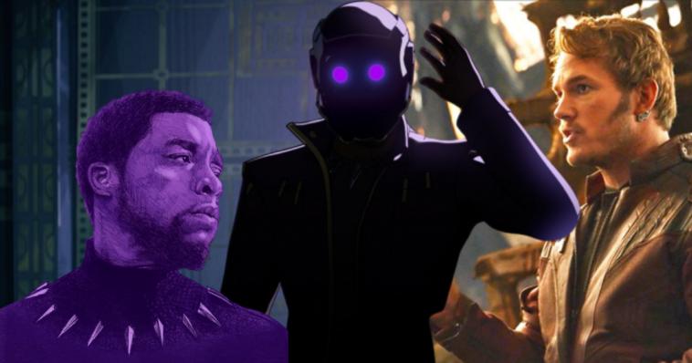 Marvel: Peter Quill vs T'Challa, esta es la versión más poderosa de Star-Lord