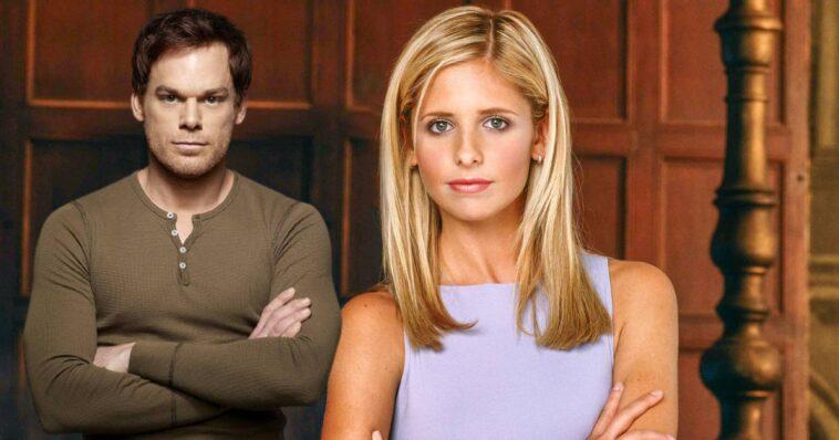 Dexter: los fanáticos descubren un sorprendente punto en común con Buffy, la cazavampiros