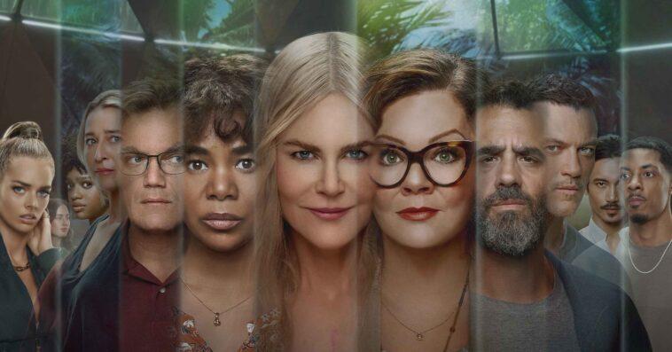 Nueve perfectos extraños: cuando la terapia se convierte en un thriller con Nicole Kidman como gurú