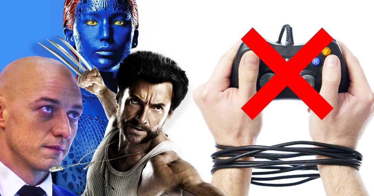 X-Men: este famoso actor tuvo que destruir su juego favorito para salvarse de su adicción a los videojuegos