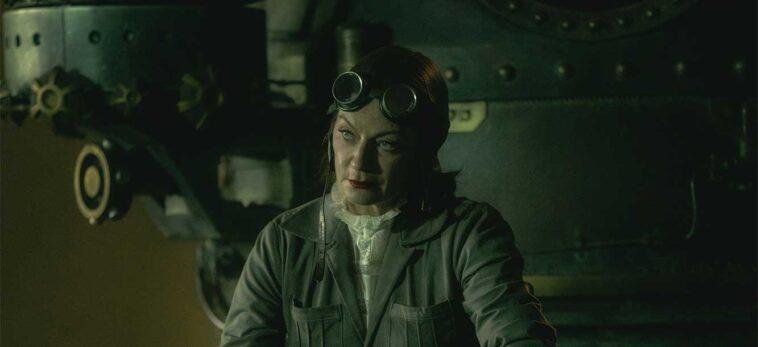 Doom Patrol temporada 3: Michelle Gomez interpretará a un personaje mítico de los cómics