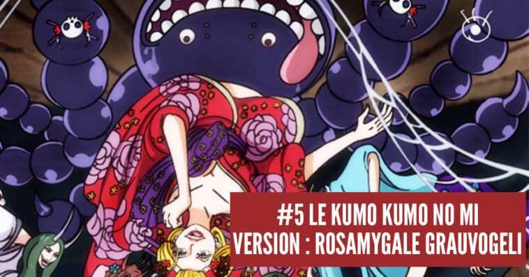 One Piece: las 19 frutas del zoan mítico y el demonio zoan antiguo conocido por el momento