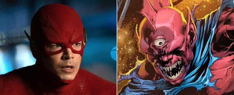 The Flash temporada 8: ¡el evento del villano del Armagedón revelado y lanzado!